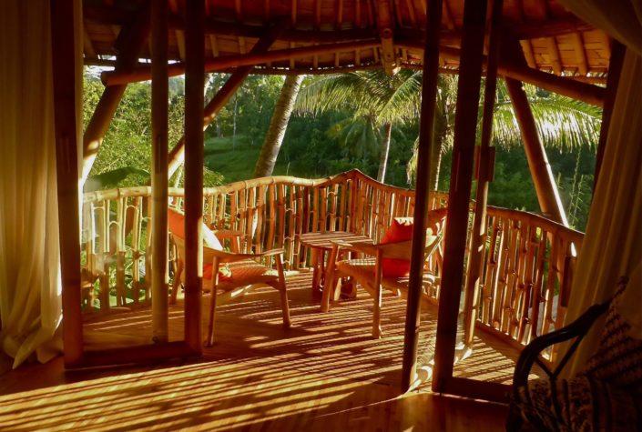 Lemongrass Suite deck
