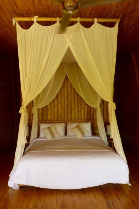 Lemongrass bedroom