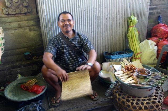 Sibang morning market